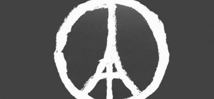 Mouvement de solidarité mondial pour Paris
