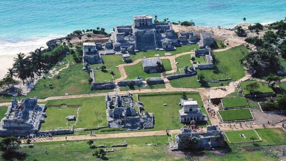 Tulum-National-Park-Mayas